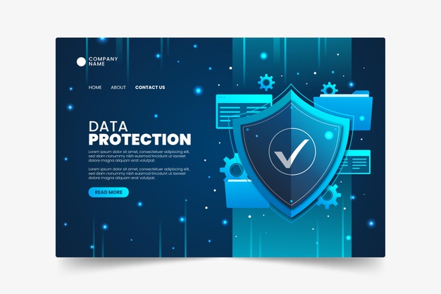 How do you protect your private data?