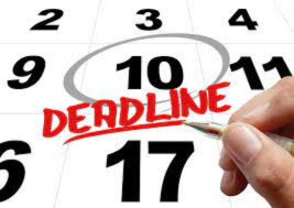 14 Important Tips For Meeting A Deadline