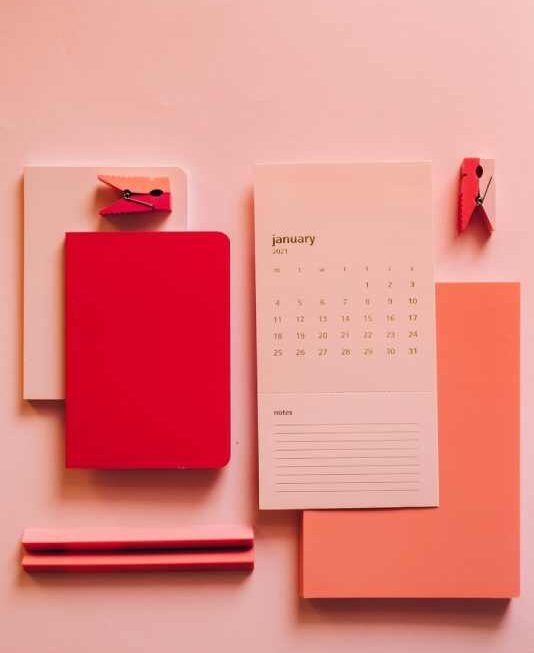 Project Manager Calendar