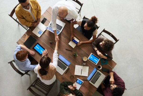 How to set up an organizational structure